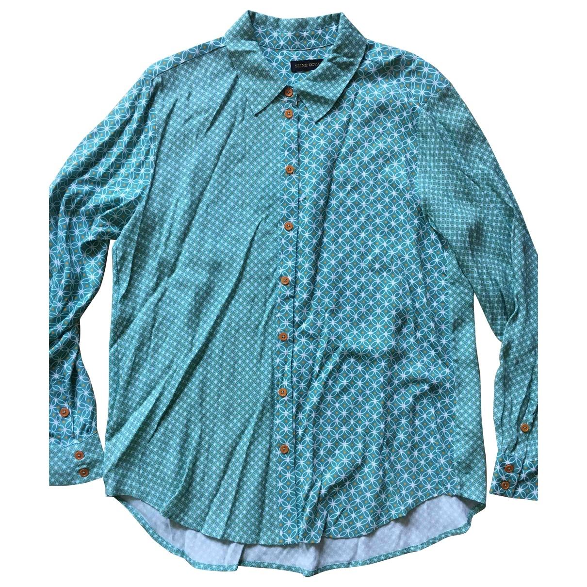 Stine Goya \N Turquoise  top for Women L International