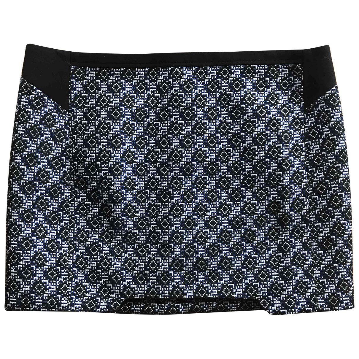 Maje N Multicolour skirt for Women 40 FR