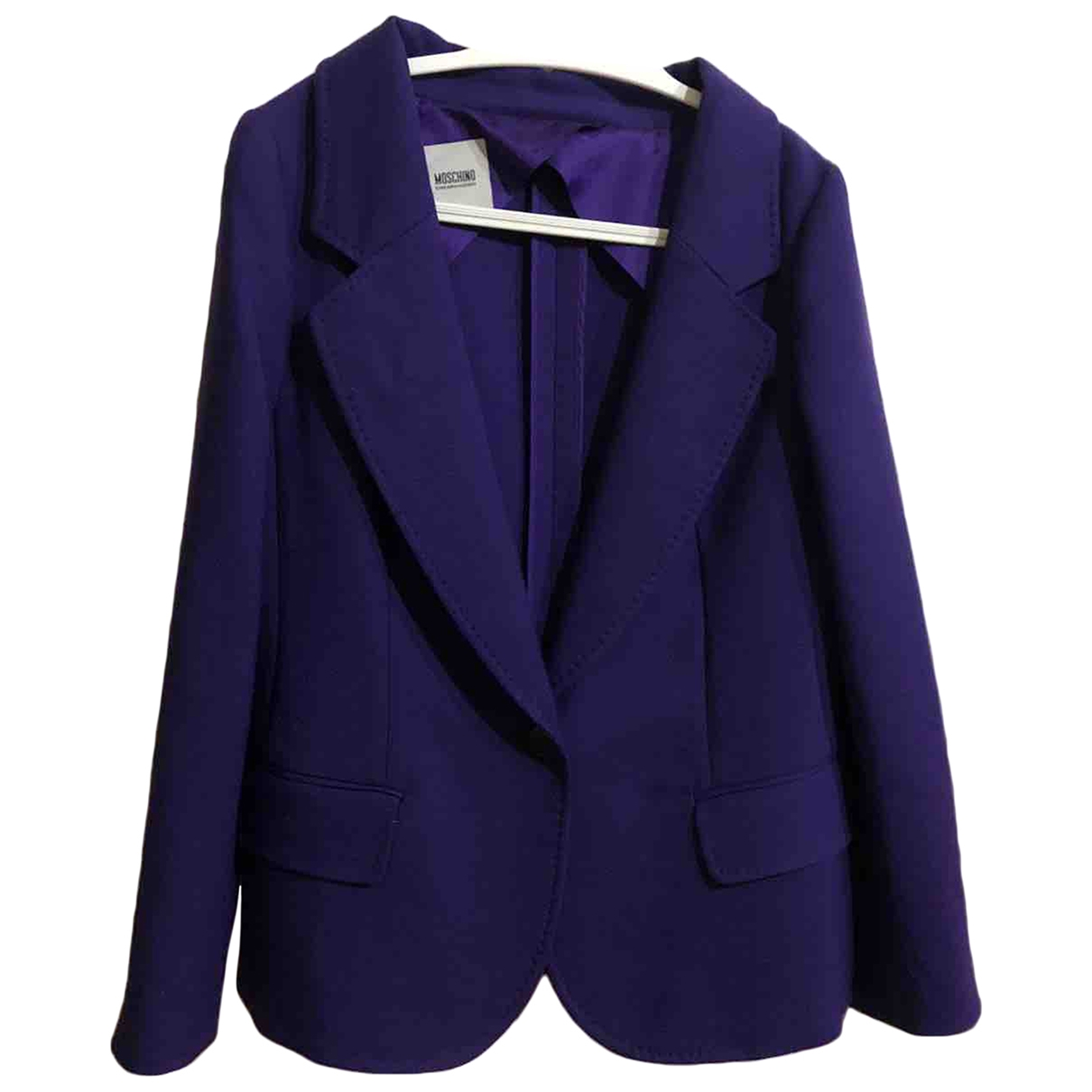 Moschino Cheap And Chic \N Wool jacket for Women 44 IT