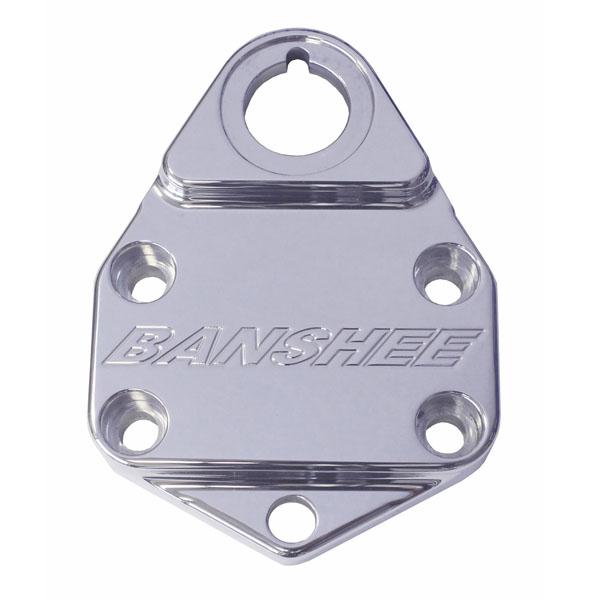 ModQuad HC1-BK Handle Bar Clamp Banshee Key Logo