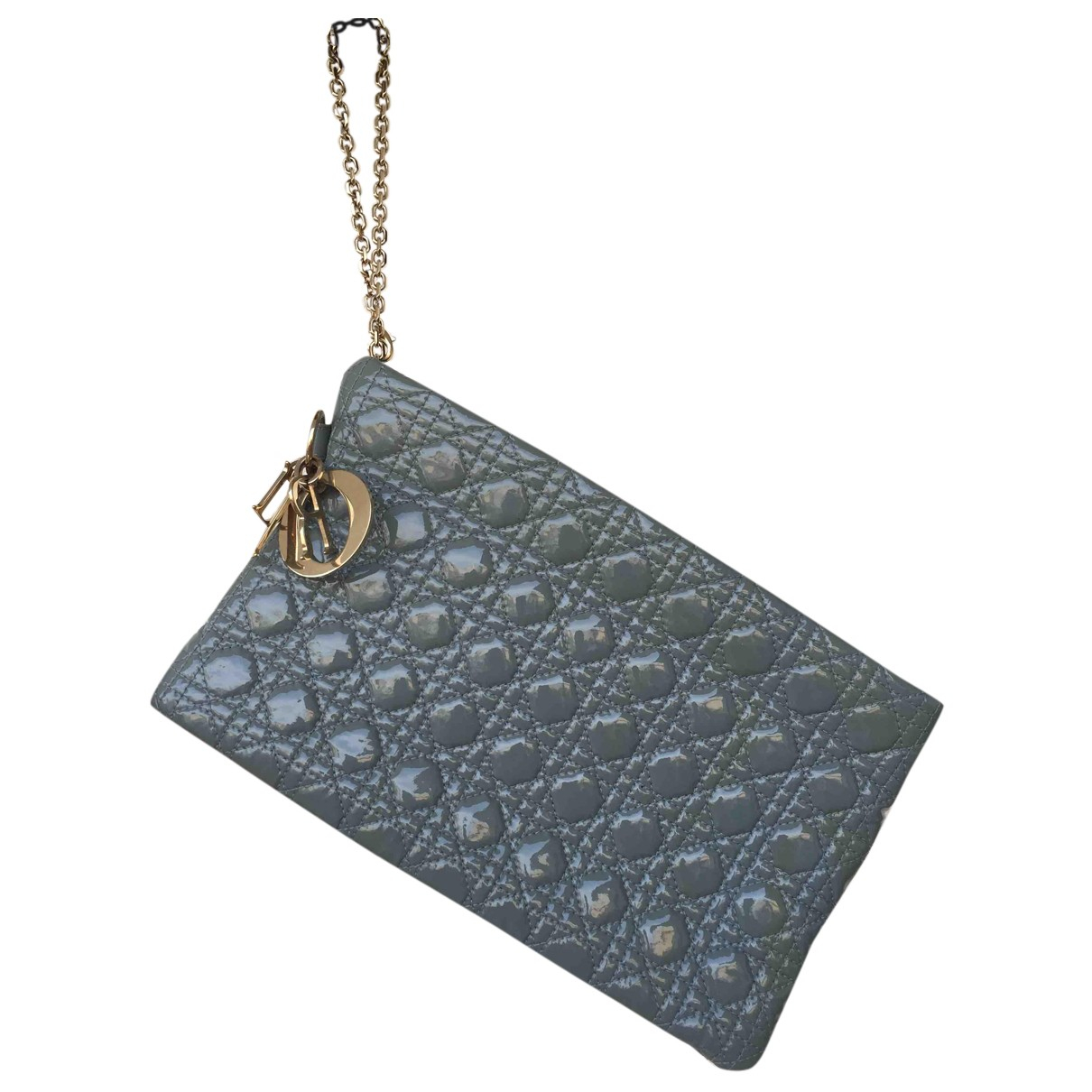 Dior N Patent leather Clutch bag for Women N