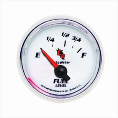 Auto Meter C2 Electric Fuel Level Gauge - 7115