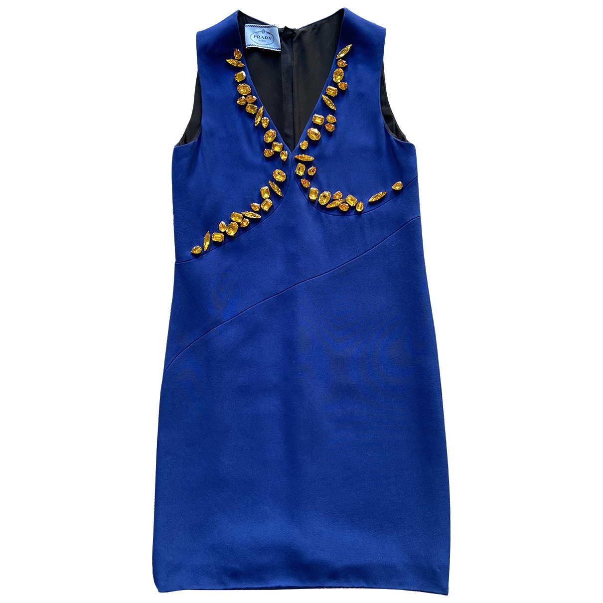 Prada \N Blue dress for Women 40 IT