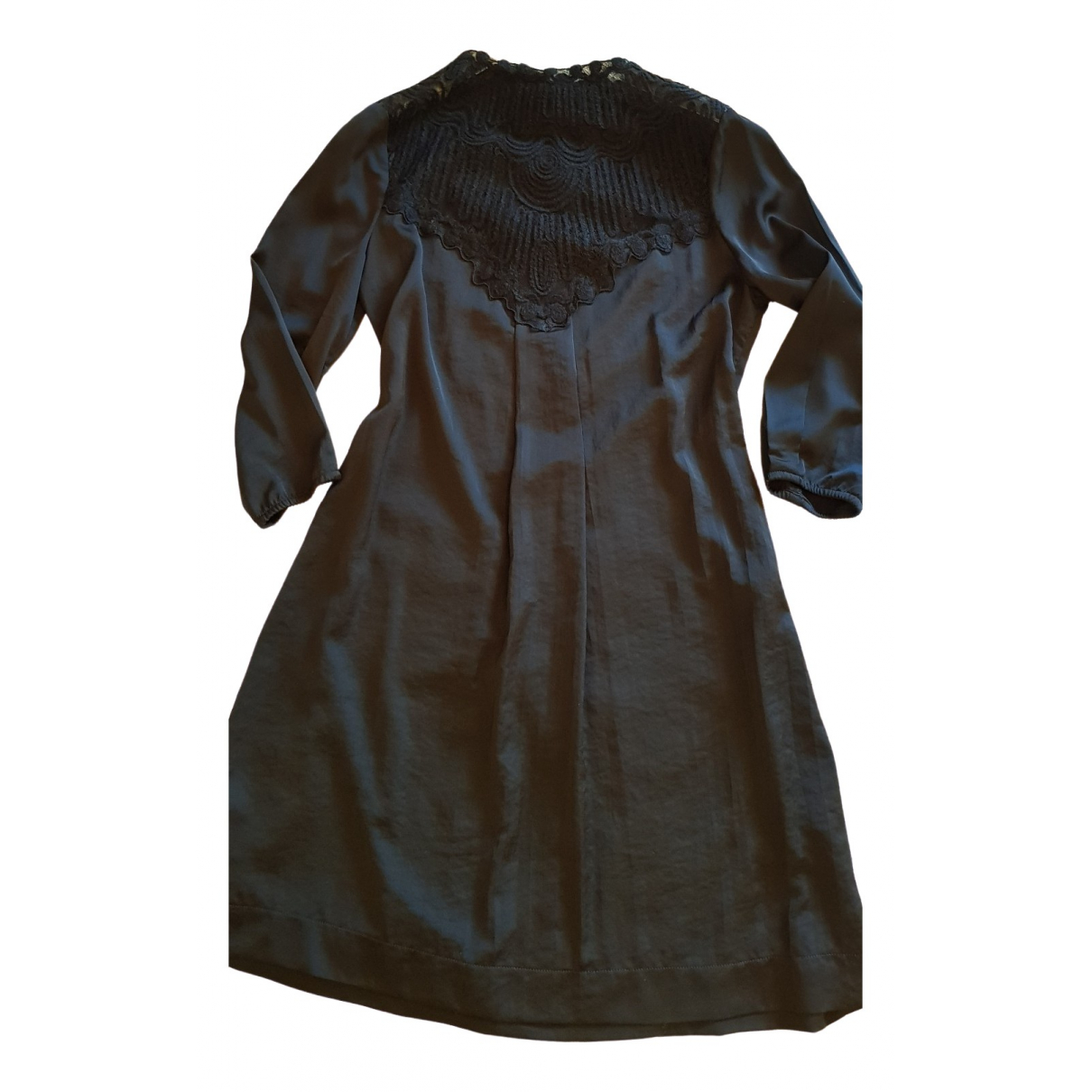 Patrizia Pepe \N Black dress for Women 42 IT