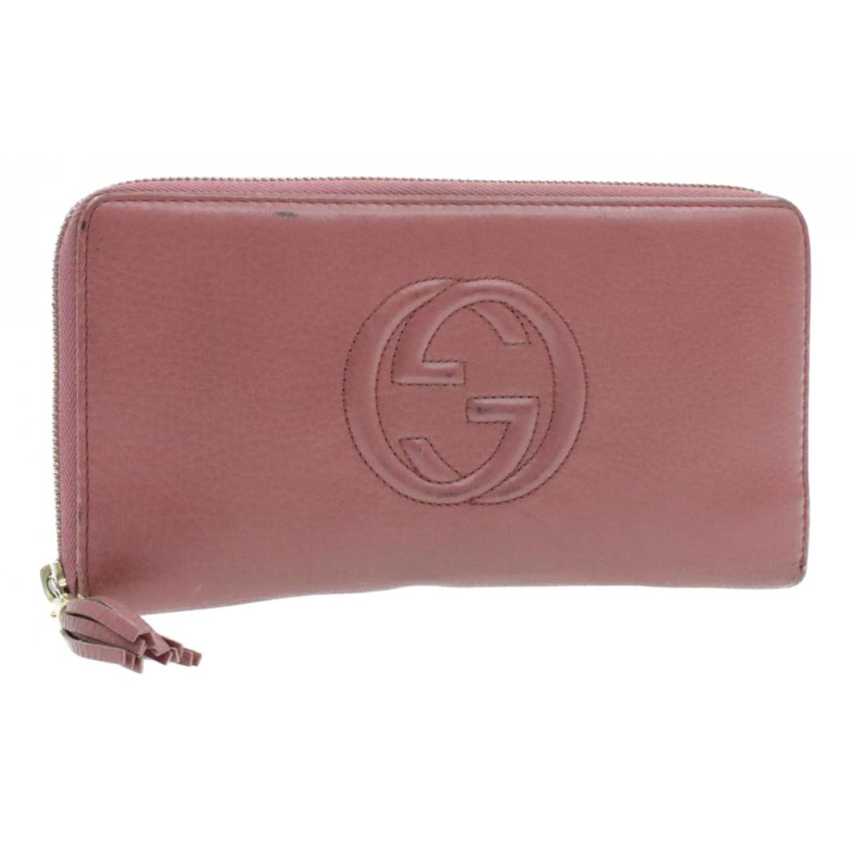 Gucci - Foulard   pour femme en autre - rose