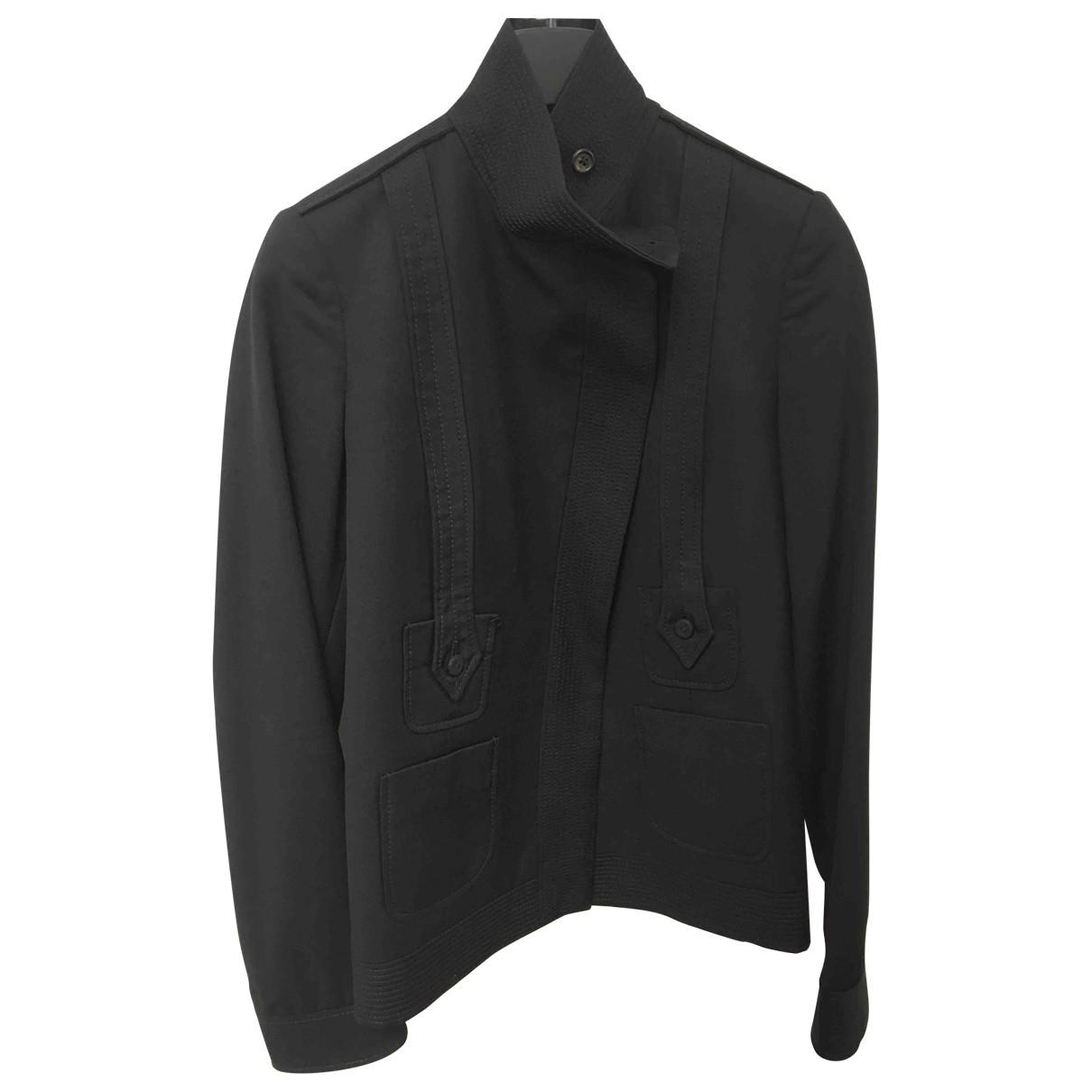 Viktor & Rolf - Veste   pour femme en coton - noir