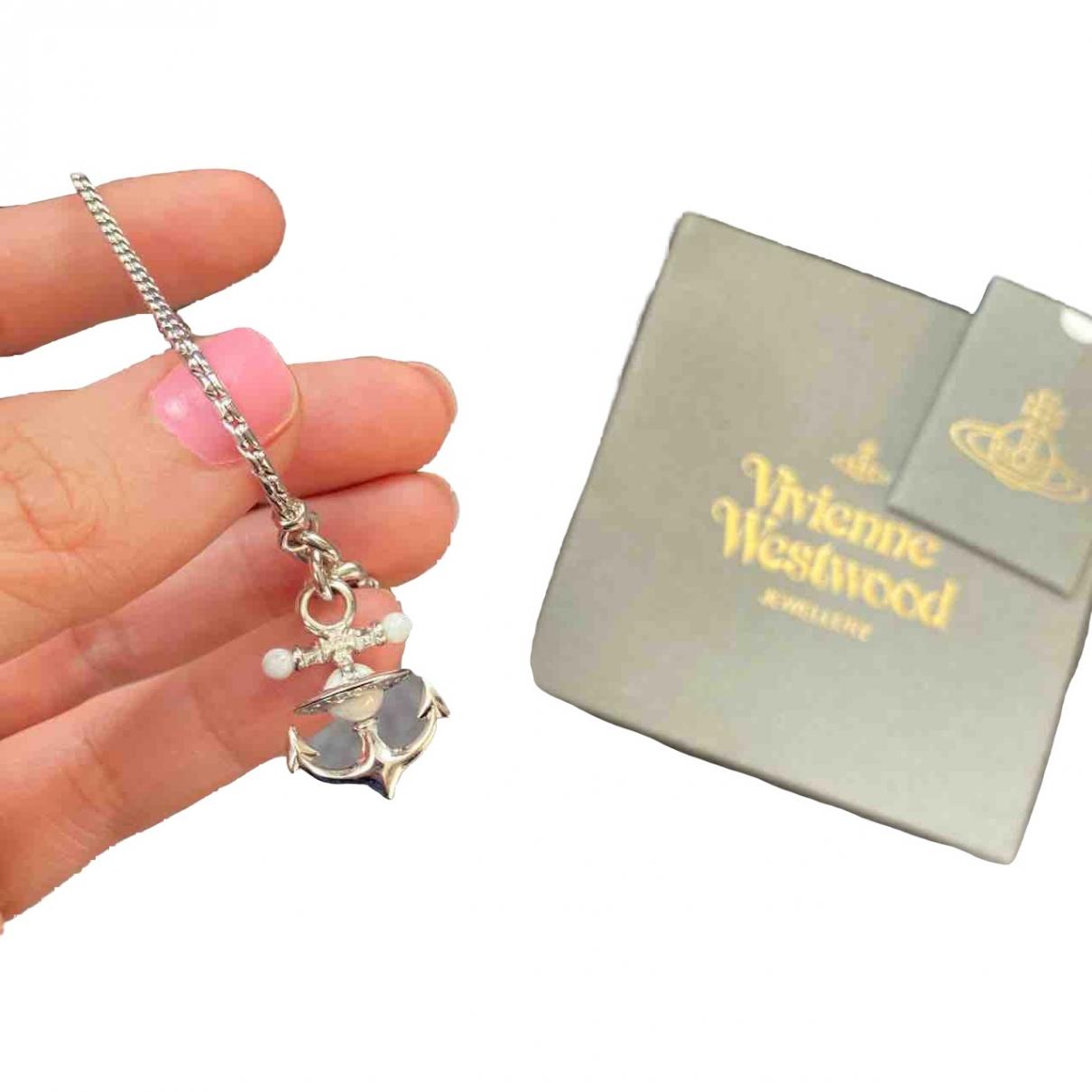 Vivienne Westwood \N Armband in  Silber Metall