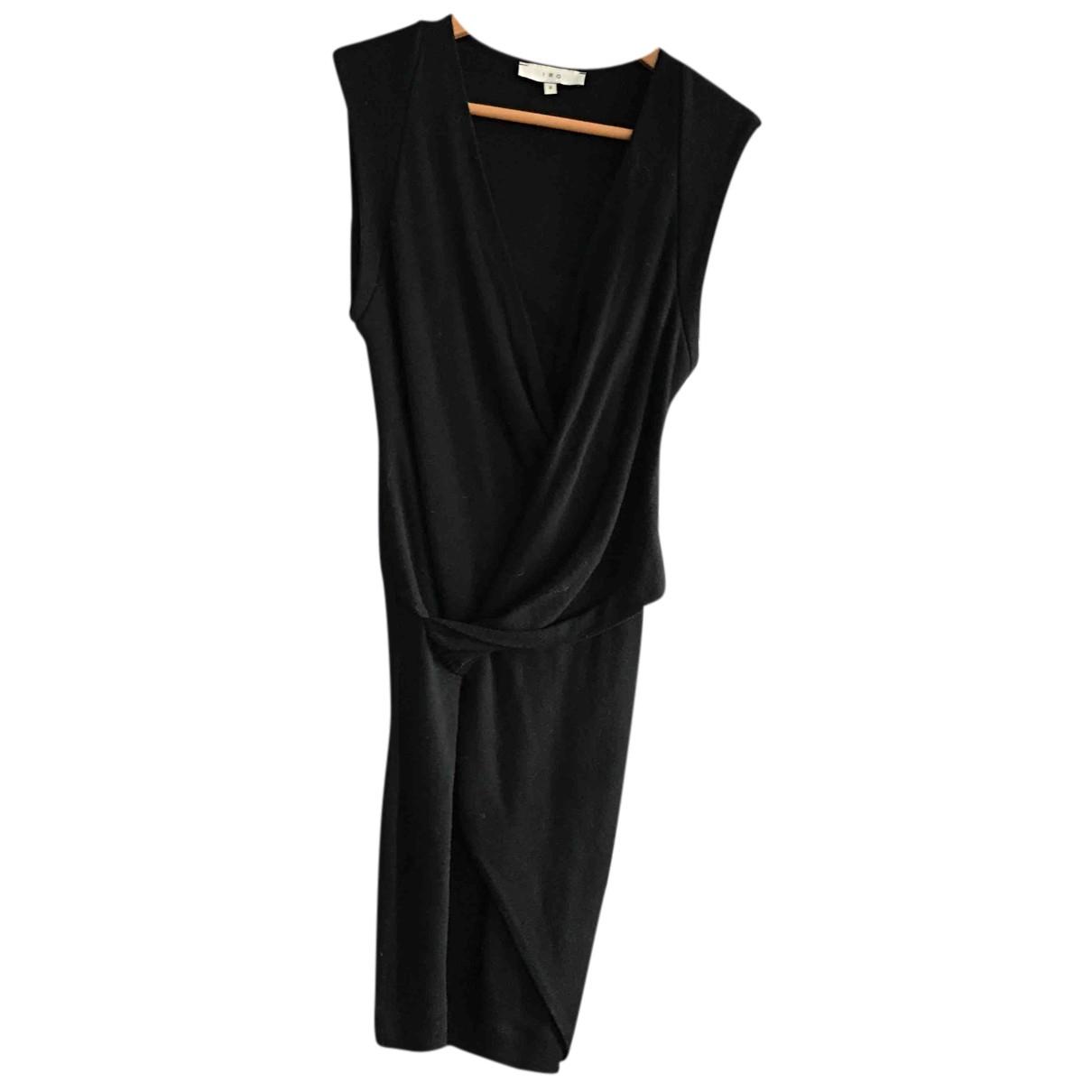 Iro N Black Wool dress for Women S International