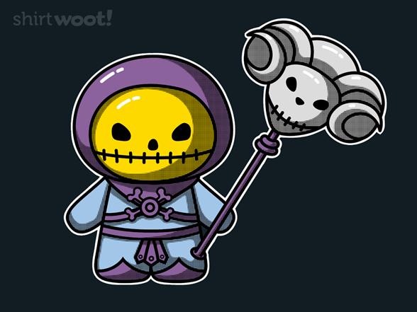 Skeletor Cute T Shirt