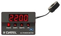 Murata Power Solutions ACM20 1 Phase Digital Power Meter, 22.1mm Cutout Height
