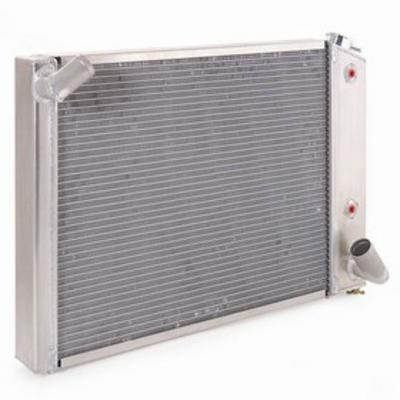 Be Cool Dual Core Radiator Module Assembly for GM V8 Engines with Automatic Transmission - 82220