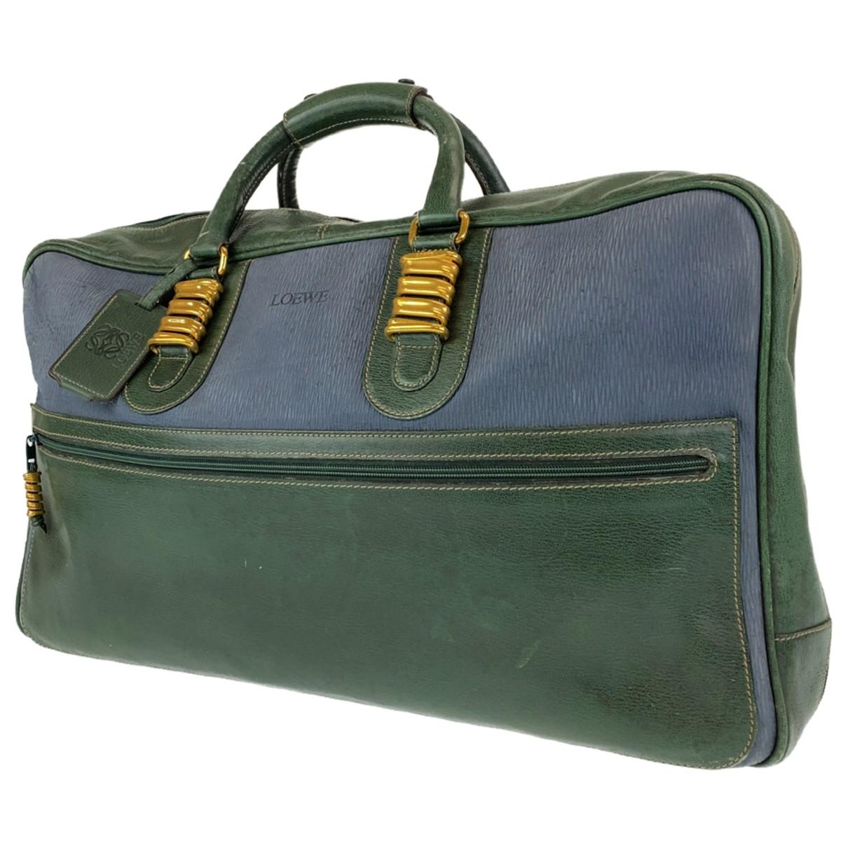 Loewe N Leather bag for Men N
