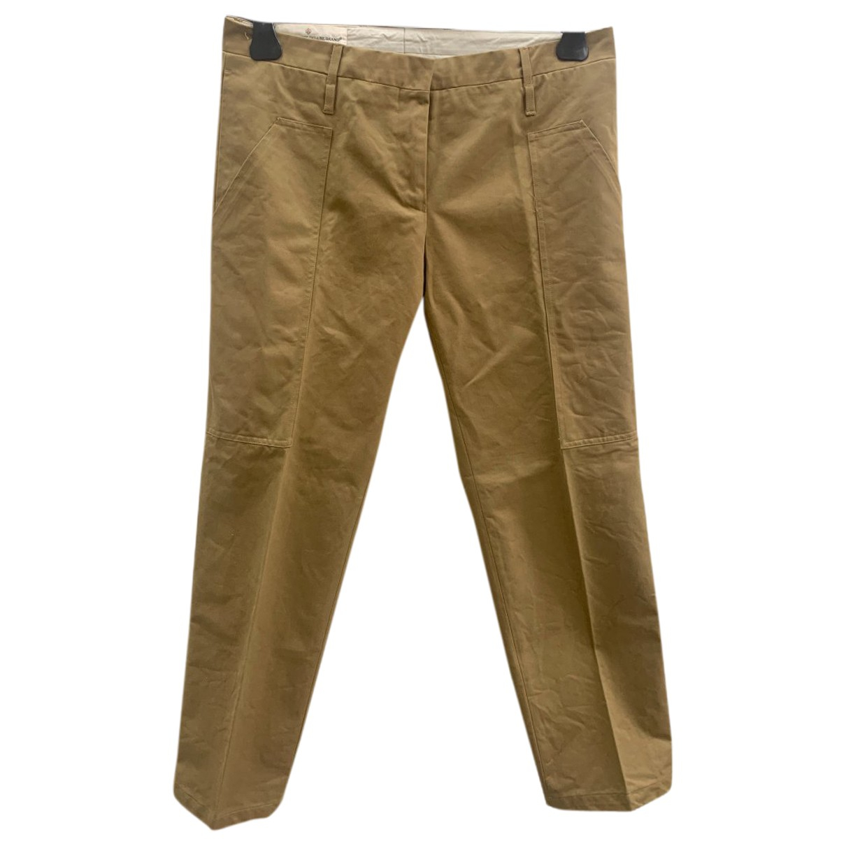 Pantalones en Algodon Golden Goose