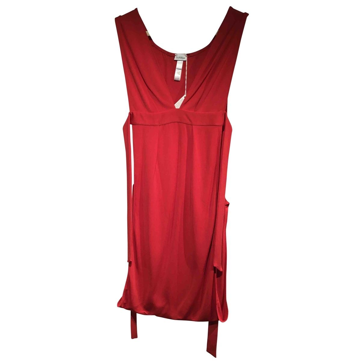La Perla - Robe   pour femme - rouge