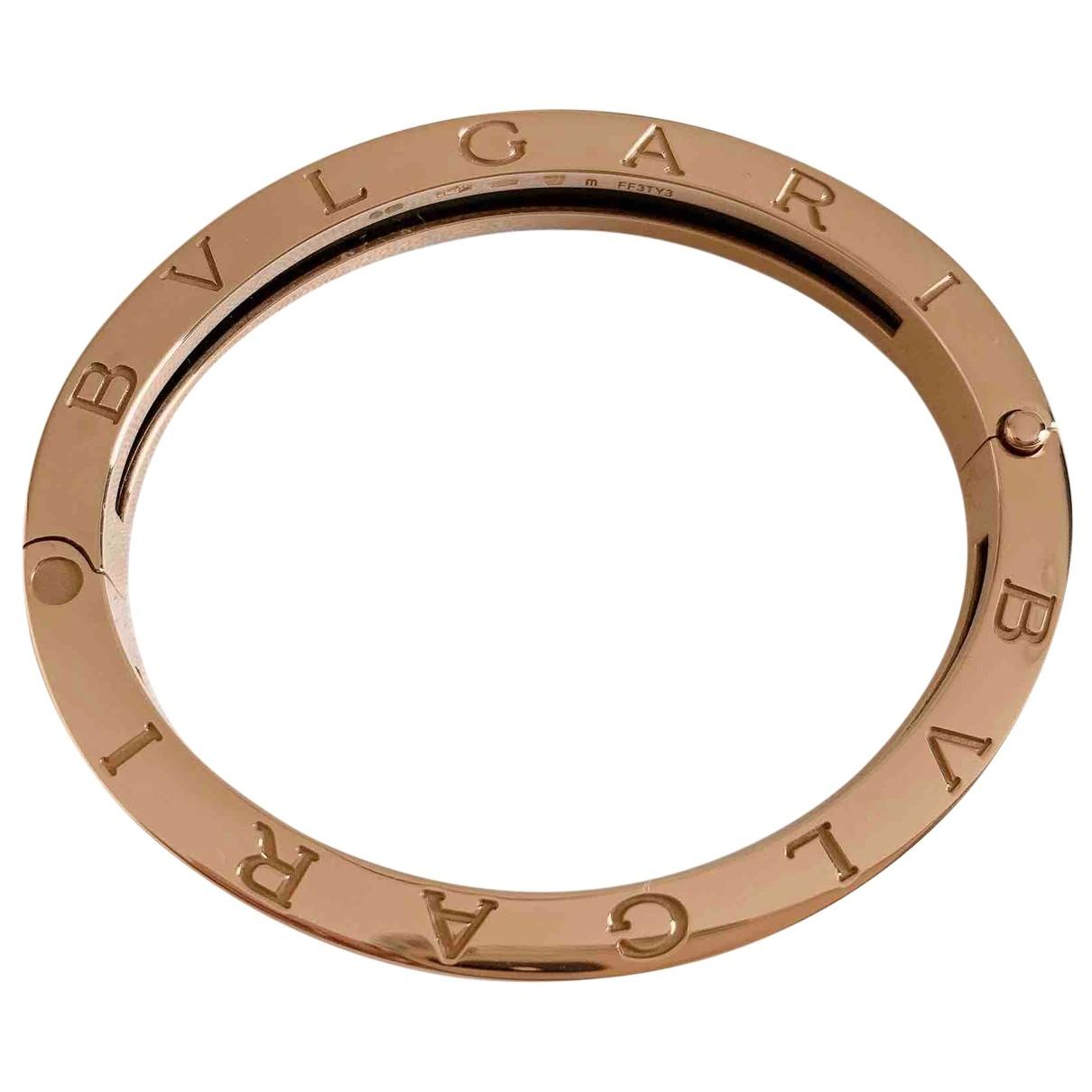 Bvlgari B.Zero1 Armband in  Gold Gelbgold