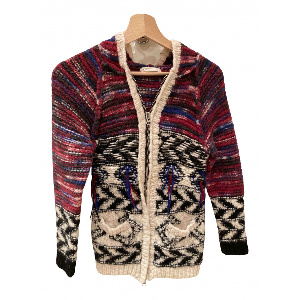 Isabel Marant Pour H&m N Multicolour Wool Knitwear for Women 32 FR