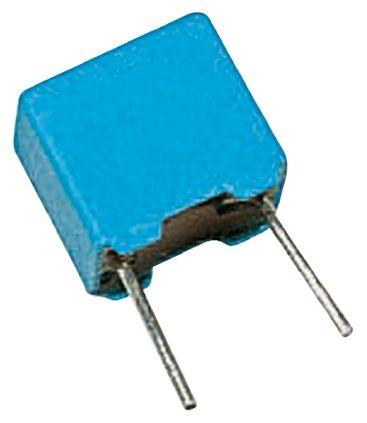 Vishay 4.7nF Polypropylene Capacitor PP 40 V ac, 630 V dc ±1% Tolerance Through Hole KP 1830 Series (10)