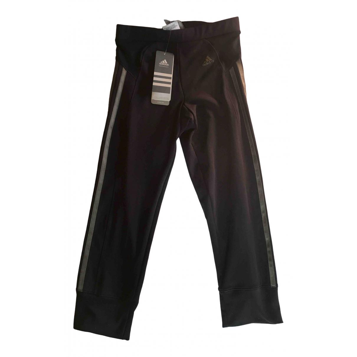 Adidas \N Grey Trousers for Women 36 FR