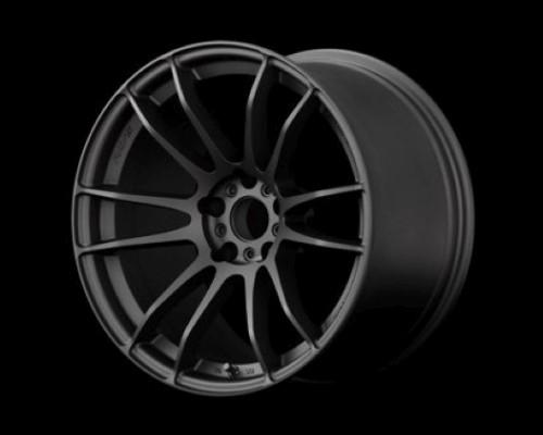 GramLights WGJDAC22EMG 57Xtreme Spec-D Wheel 18x10.5 5x114.3 22mm Matte Graphite