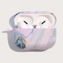 Airpods Schutzhuelle mit Batik Muster