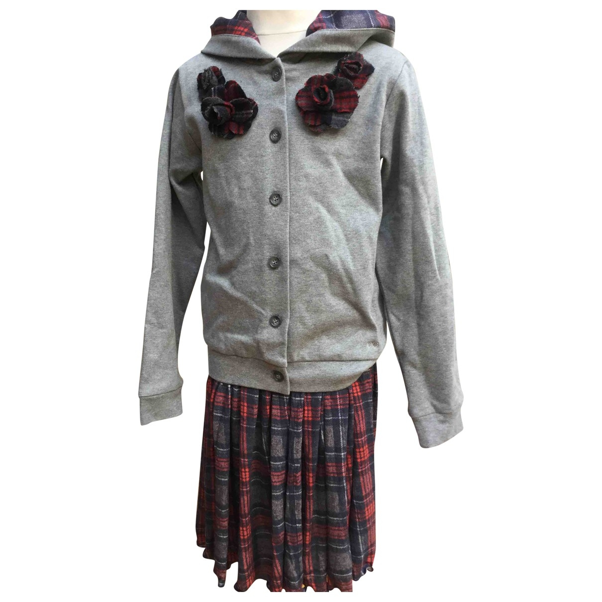 Dolce & Gabbana \N Grey Cotton Outfits for Kids 10 years - up to 142cm FR