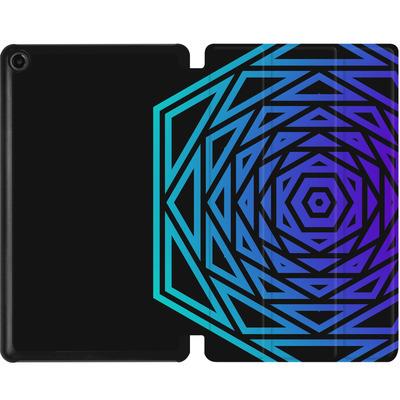 Amazon Fire 7 (2017) Tablet Smart Case - HEXAGON von Berlin Techno Collective