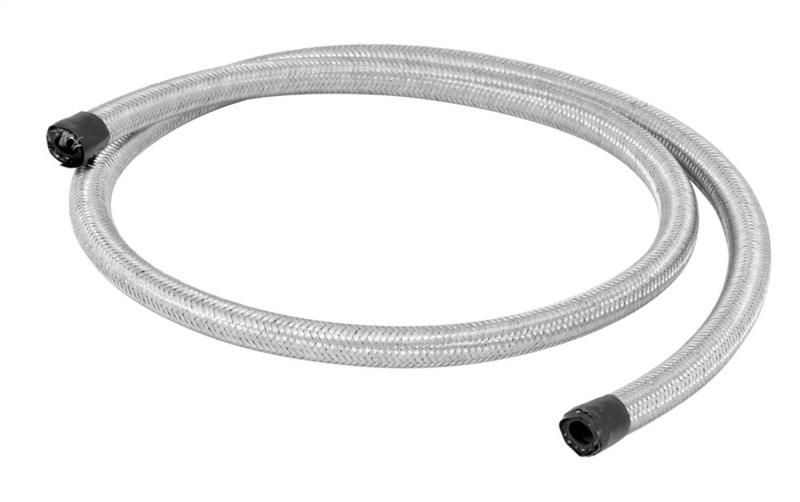 Spectre 29204 Stainless Steel Flex Fuel Line 1/4in. ID - 4ft.