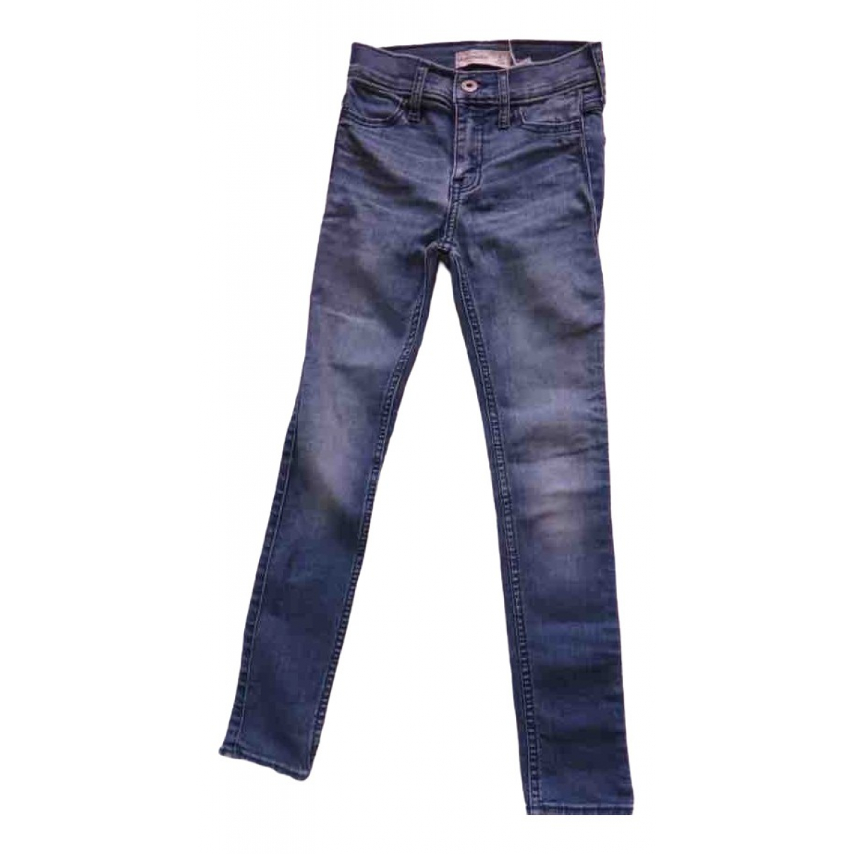 Pantalones en Denim - Vaquero Azul Abercrombie & Fitch