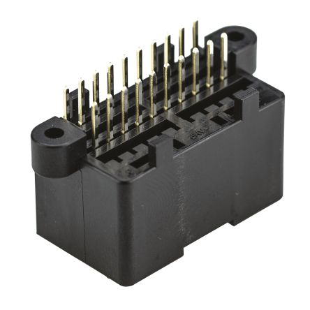 TE Connectivity , MULTILOCK 040 Female Connector Housing, 2.5mm Pitch, 20 Way, 2 Row