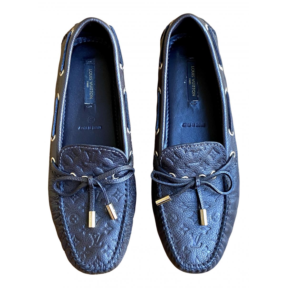 Mocasines de Cuero Louis Vuitton