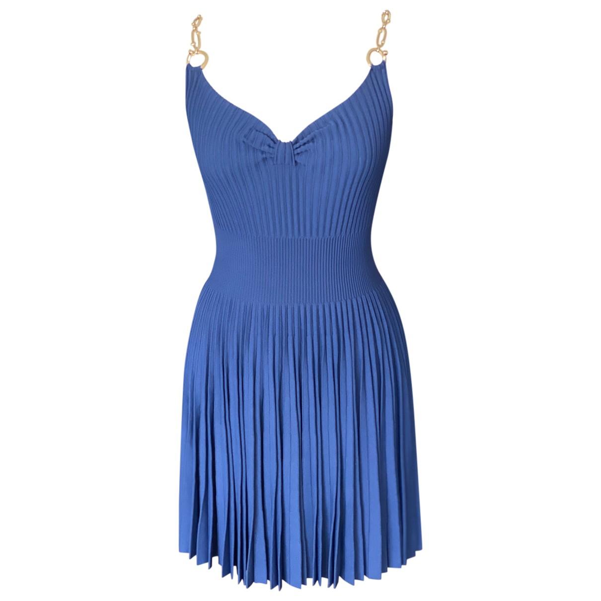 Gucci - Robe   pour femme - bleu