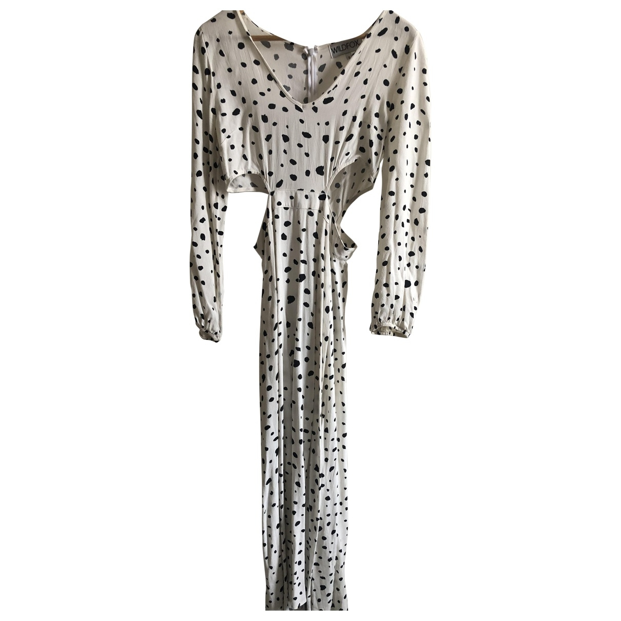 Wildfox - Robe   pour femme - blanc