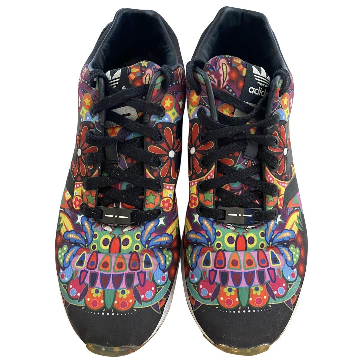 Jeremy Scott Pour Adidas \N Sneakers in Leinen