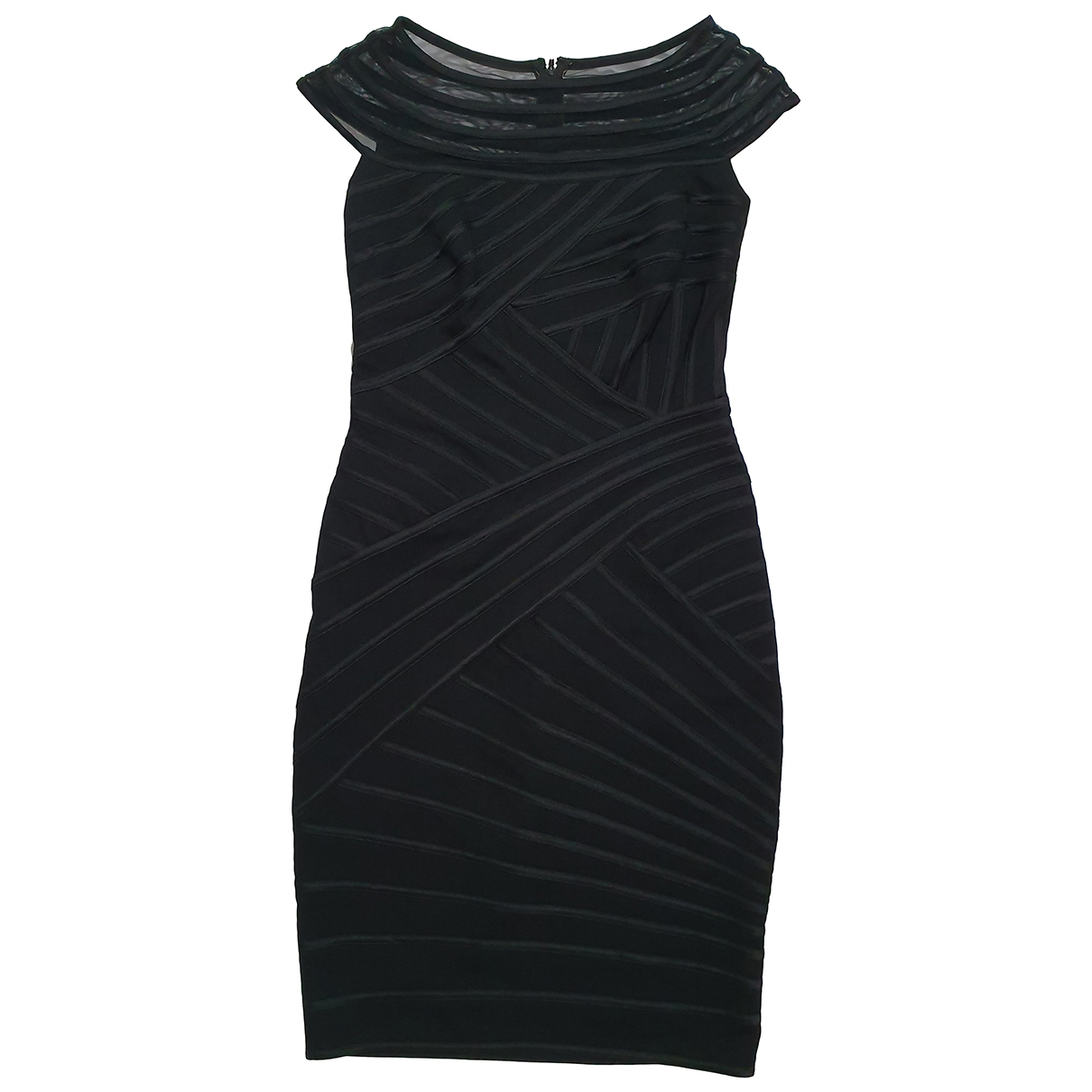 Tadashi Shoji \N Black dress for Women M International