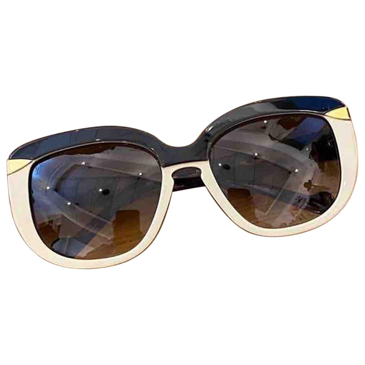 Louis Vuitton \N White Sunglasses for Women \N