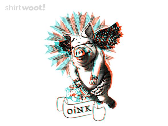 Pork-d T Shirt