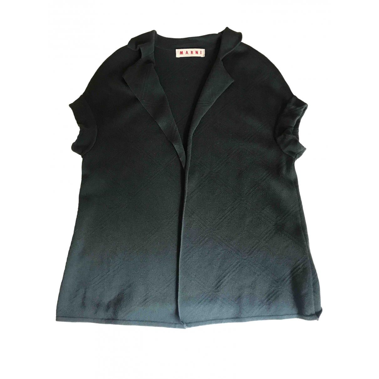Marni \N Green Cotton jacket for Women 44 IT