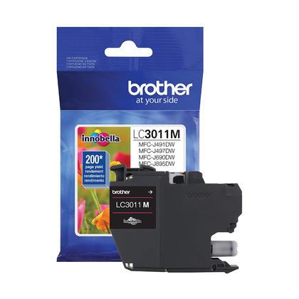 Brother LC3011M cartouche d'encre originale magenta