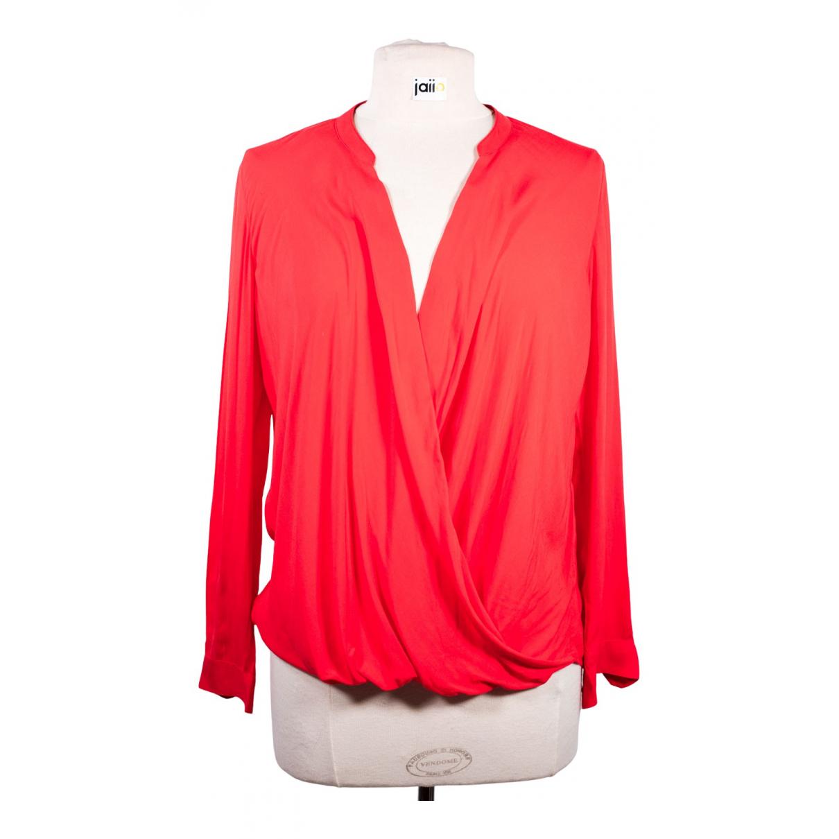 The Kooples - Top   pour femme - rouge