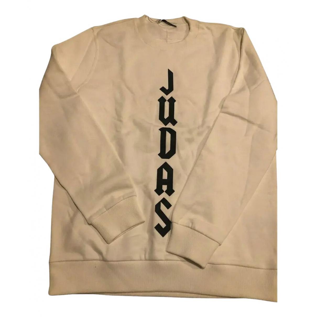 Givenchy \N Pullover.Westen.Sweatshirts  in  Weiss Baumwolle