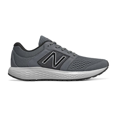 New Balance 520 Mens Running Shoes, 11 Extra Wide, Gray