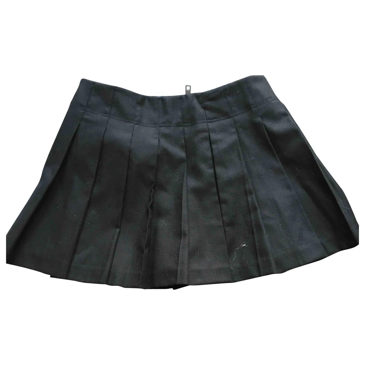 Burberry - Jupe   pour femme en coton - noir