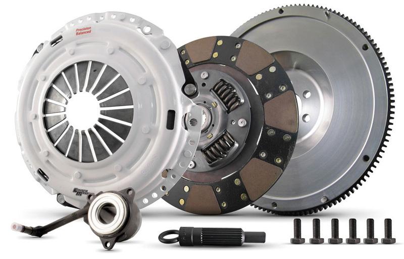 Clutch Masters 17827-HD0F-SHK FX250 Single Clutch KitAudi A3 2.0L TDI 6-Speed (02Q Trans) 05-11
