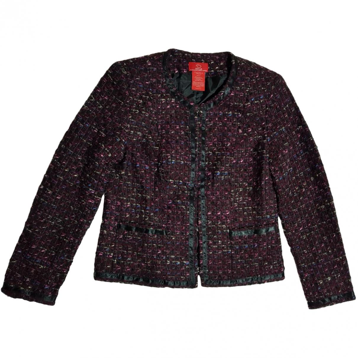Oscar De La Renta \N Multicolour Tweed jacket for Women M International