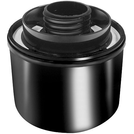 Vornado Ultrasonic Humidifier Mineral Cartridge Replacement, One Size , Black