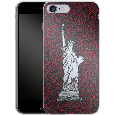 Apple iPhone 6s Plus Silikon Handyhuelle - Liberty von Kaitlyn Parker