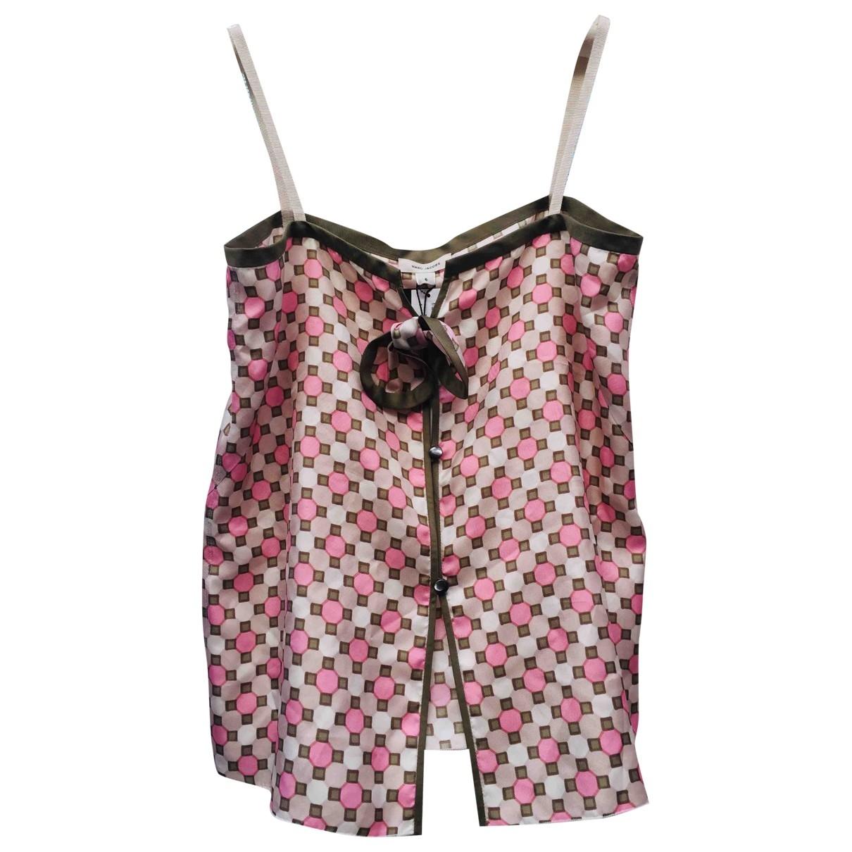 Marc Jacobs \N Multicolour Silk  top for Women 6 US