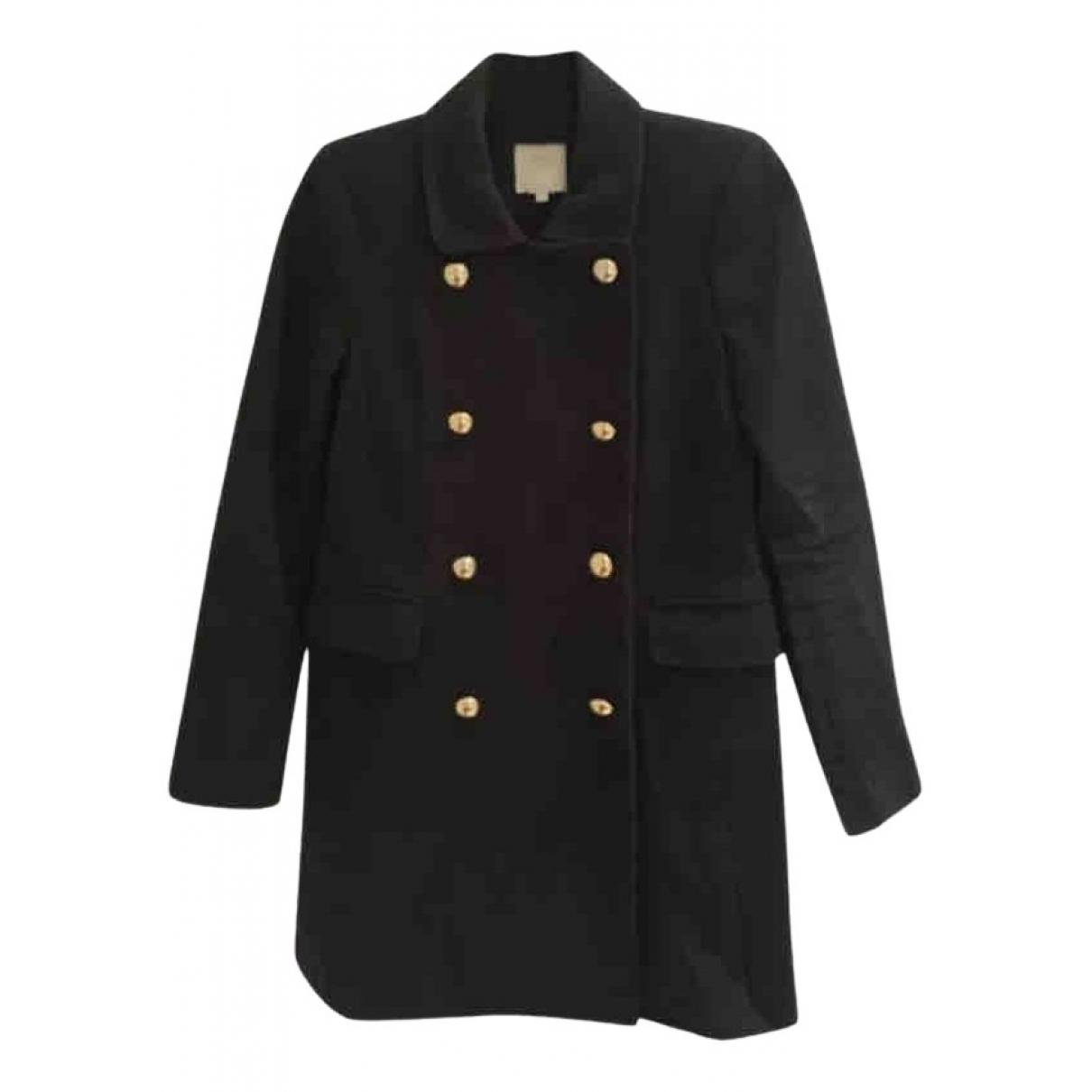 J.crew N Navy Cotton coat for Women 4 US