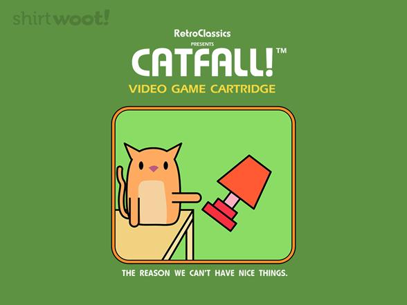 Catfall T Shirt