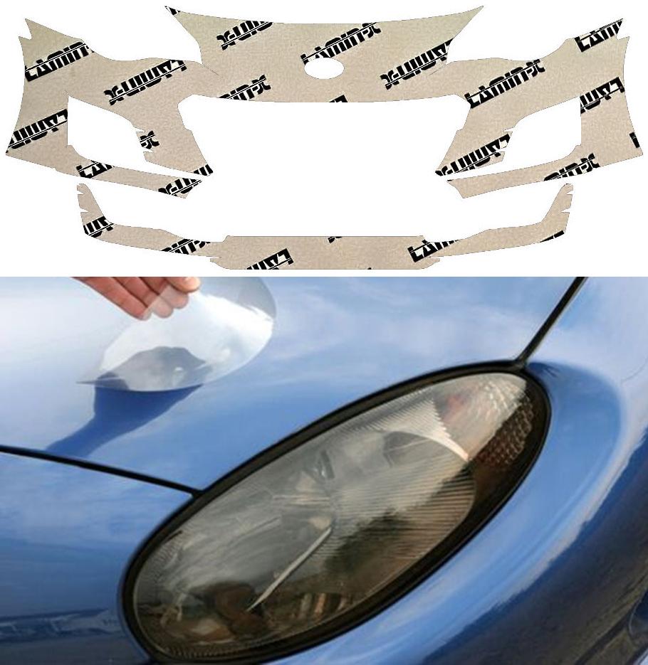 Subaru BRZ 17-19 Bumper Only Paint Protection Lamin-X S2933
